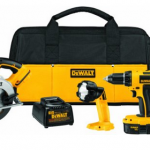 DEWALT Cordless Combo Kit With Impact Driver For $189 Shipped