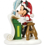 Department 56 Disney Village Mickey Figurine For $9.99 Shipped