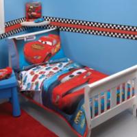 Disney Cars Toddler Bedding Set For $23.99 Shipped