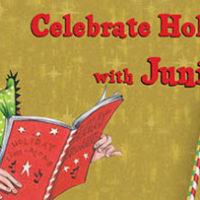 FREE Junie B Jones Holiday Card Printable