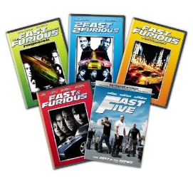 Fast & Furious Bundle