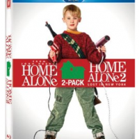Home Alone Collection Blu-Ray For $9.99 Shipped