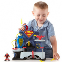 Imaginext DC Super Friends Superman Playset For $11.99 Shipped