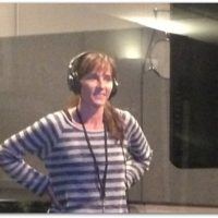 Disney Behind the Scenes: In The Recording Studio Voicing Olaf #DisneyFrozenEvent