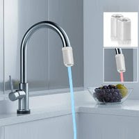LED Faucet Light | 2 Pack For $6.90 + FREE Shipping