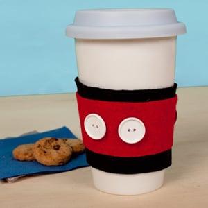 Mickey's Cup Cozy Craft