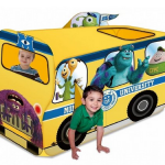 Monsters University School Bus Tent For $24.99 Shipped