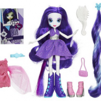 My Little Pony Equestria Girls Rarity Doll For $7.99 Shipped