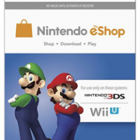 Nintendo eShop Card | $20 Card For $16