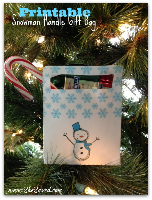 Printable Bag