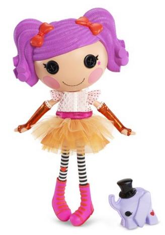 Lalaloopsy Peanut Big Top Doll $12.99 Shipped