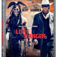 Disney's The Lone Ranger Blu-ray Combo Pack Review + Giveaway