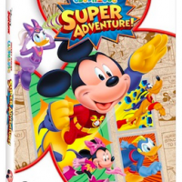 Mickey Mouse Clubhouse: Super Adventure DVD Review