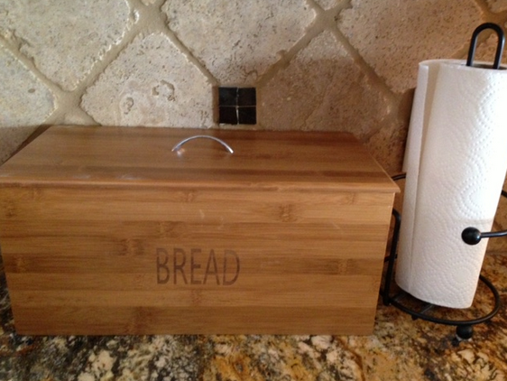 Bread Bin For $29.12 Shipped