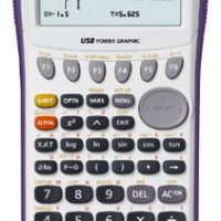 Casio Plus Graphing Calculator $25.48 Shipped