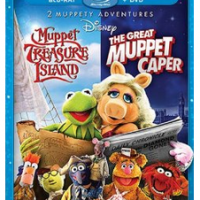 Muppet Treasure Island & The Great Muppet Caper on Blu-ray Combo Pack DVD Review