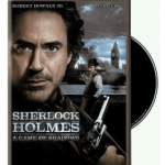 Sherlock Holmes A Game of Shadows For $3.99 Shipped