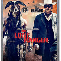 The Lone Ranger Blu-Ray Combo Pack Coupon