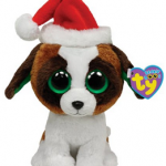 Ty Beanie Boos Christmas Dog For $5.99 + FREE Shipping