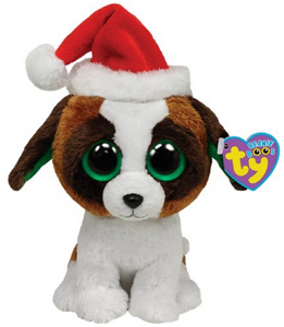 Ty Beanie Boos Christmas Dog For $5.99 + FREE Shipping - SheSaved®