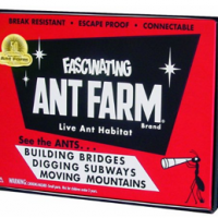 Uncle Milton Vintage Ant Farm For $8.99 Shipped