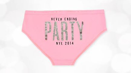 Victorias Secret | FREE New Year's Eve Panty With Purchase