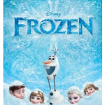 Frozen Two-Disc Blu-ray / DVD For $22.99 Shipped