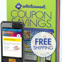 2014 Entertainment Books for $18 + FREE Shipping