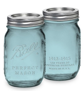 Ball Heritage Collection Mason Jars