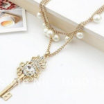 Crown Key Pendent For $1.99 Shipped