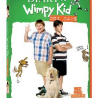 Diary of a Wimpy Kid Dog Days DVD For $2.99 Shipped