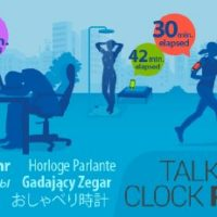 FREE Android App | Talking Clock Pro