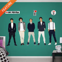 Fathead Coupon   $20 Off REAL.BIG Wall Decals Of $69 Or More