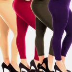 Fleece Lined Leggings | 2 Pack For $9.99 Shipped