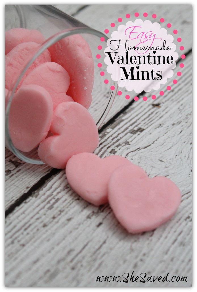 Homemade Mints