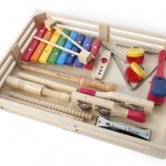 Melissa & Doug Deluxe 17-Piece Band Set