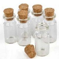 Mini Glass Bottles For $7.50 Shipped