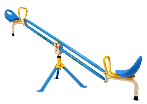 Parallel Swivel See-Saw