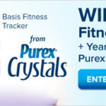 Purex Fitness Tracker Sweepstakes