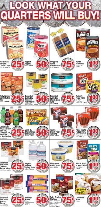 Albertsons Quarter Sales + More Ways to Earn for Schools