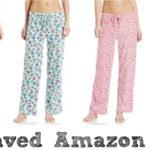Womens Microfleece Pajama Pants For $11.20 Shipped