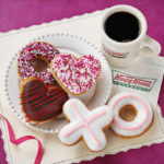 Krispy Kreme XOXO And Heart Doughnuts