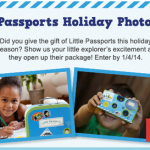 Little Passports Holiday Photo Contest
