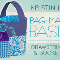 FREE Bag Making Basics Class At Craftsy.com