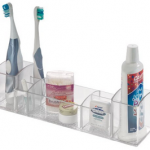 Spring Cleaning! Bathroom Organizers