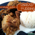 Crockpot Bread Pudding Recipe