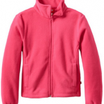 Girl's Polar Fleece Jacket For $14.99 Shipped