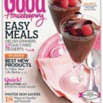 *HOT* Good Housekeeping Magazine: $4.99 per Year!
