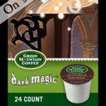 Green Mountain Dark Magic K-cups | 24 Count For $11.99