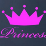 Princess Car Decal For $1.49 + FREE Shipping